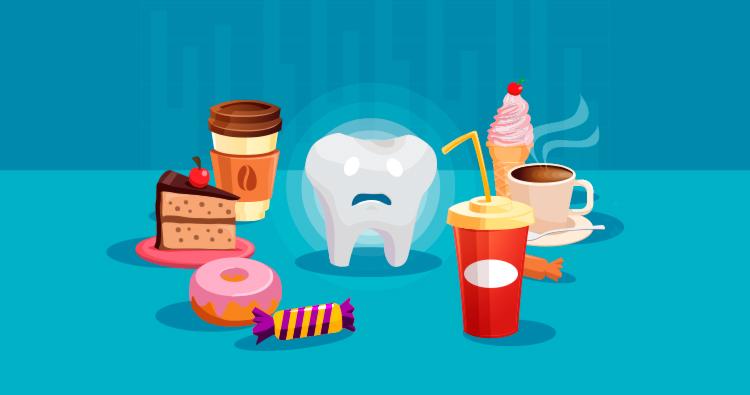 Hábitos del día a día que estropean nuestros dientes