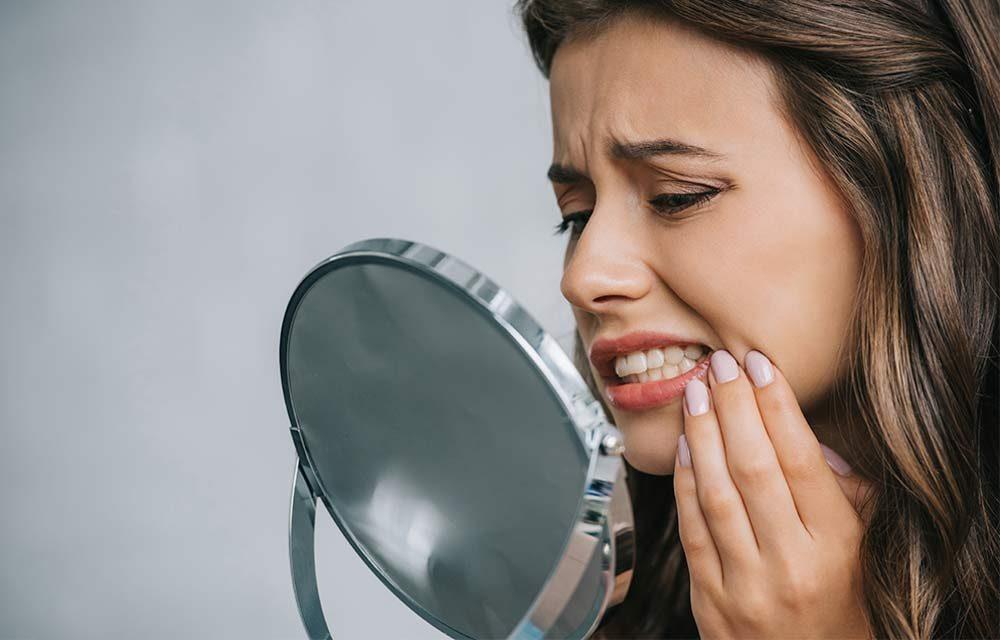¿Puedo perder un diente por una caries?