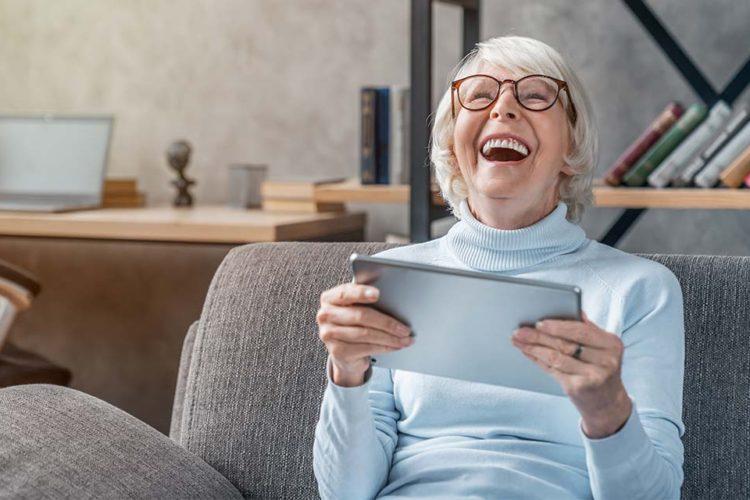 Nuestros mayores y su salud oral