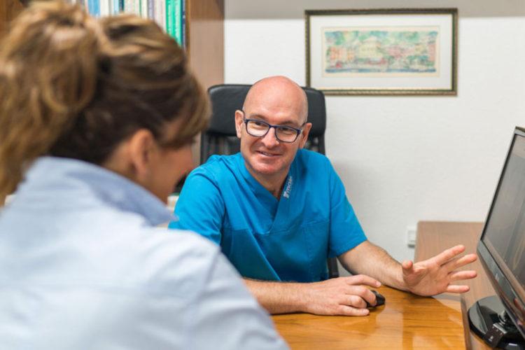 Curso de prótesis sobre implantes MAIP